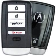 Acura Car Key Fob